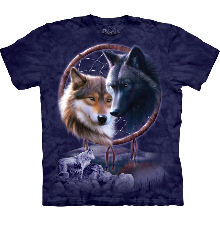 Dreamcatcher Wolves Adult