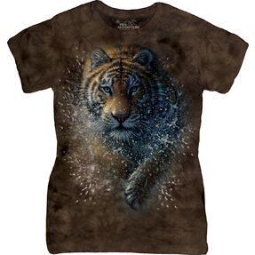 Tiger Splash Zoo T Shirt