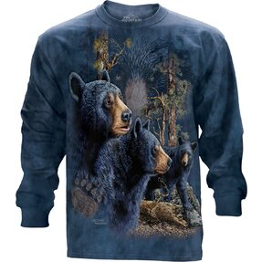 Find 13 Black Bears LS T Shirt