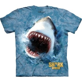 Shark Feed Shark Week T Shirt